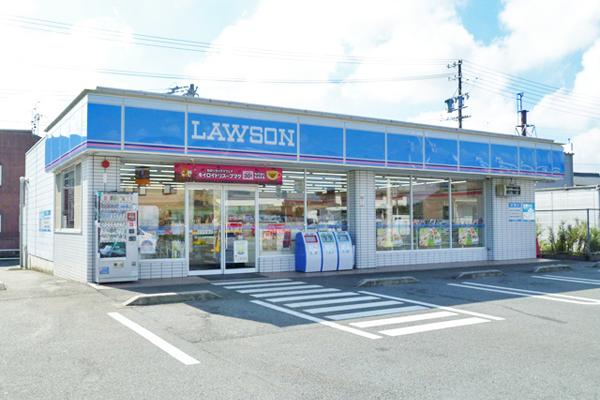 ローソン 松阪石津町店